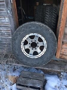 35 nitto tires and rims