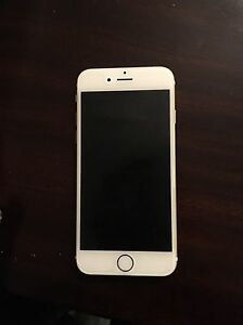 Bell Gold iPhone 6 16 GB box and charger included