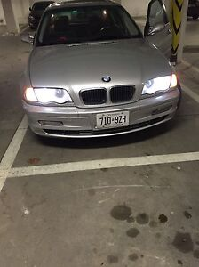 BMW 3-Series certified Etested