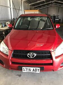 2009 Toyota Rav4 Younghusband Mid Murray Preview