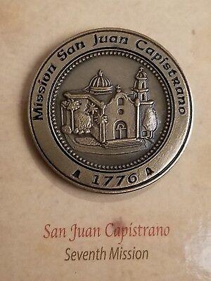 San Juan Capistrano Mission Lapel (Mission Lapel Pin)