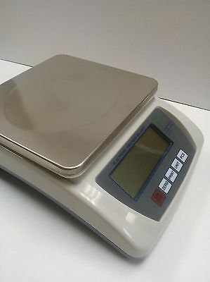 6000 x 0.1 GRAM Digital Balance Scale Ounce Troy Gold Silver 30,000 x 0.5 Carat