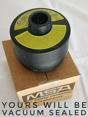 Oem Msa Cbrn Canister Part.no. 10046570 Expiration Date 0514 New Factory Sealed