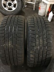 Michelin X-ICE 255/40/18