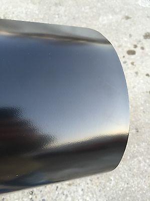 Solor Black Medium Gloss Black Powder Coat Paint - New 1lb
