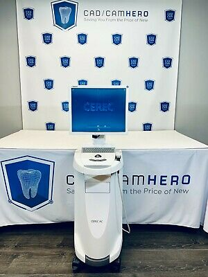 2012 Sirona Cerec Ac With Bluecam - Use Or Trade Transfer Paperwork In Hand