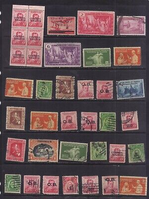 stamps USA     Philippines  16