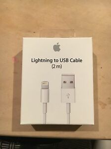 Apple usb cable 2m