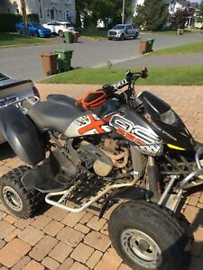 Can am  ds650 2006