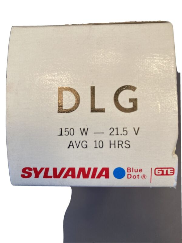 Sylvania (DLG) Projector Projection Lamp Bulb 150W 21.5V AVE !0hrs