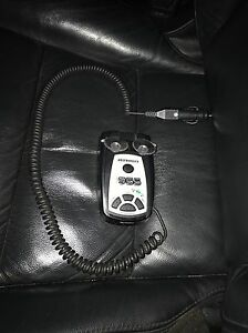 Beltronics 955 radar and laser detector