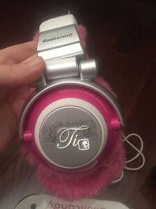 Skullcandy Ti Chick Pink Headphones