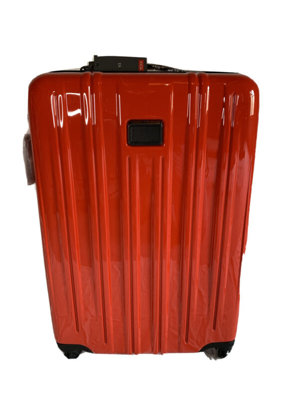Tumi V3 Short Trip 26 inch Suitcase Red *NEW*