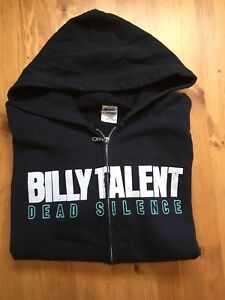 Coton-ouaté Femme M - Billy Talent - Dead silence