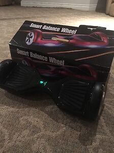 Hover board perfect condition with box!