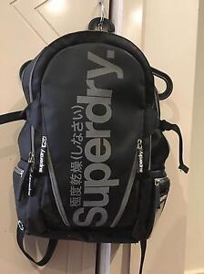 Superdry Backpack Maribyrnong Maribyrnong Area Preview