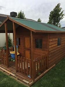 Aaron's cubby house Darley Moorabool Area Preview