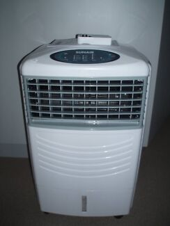 Hot Point Blue Lagoon Evaporative Cooler Works Very Well Air