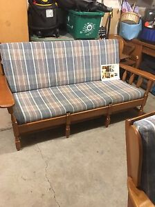 Vilas couch and rocker