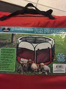 Foldable pet playpen Munno Para Playford Area Preview