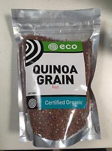 Unopened certified organic red quinoa Bertram Kwinana Area Preview