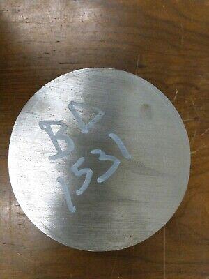 5 14 Diameter 4130 Steel Round Bar Stock -5.25 X 1.25 Length