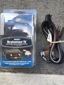 Trailer Brake And Harness