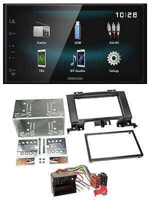 Kenwood AUX Bluetooth USB MP3 2DIN Autoradio für Mercedes Sprinter W906 ab 06 Ru