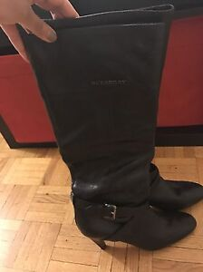 Bottes/Boots BURBERRY size 10/41 new