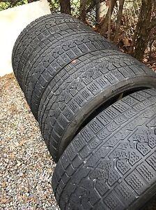 275-40-20 winter tires