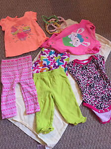0-6 month baby girls clothing