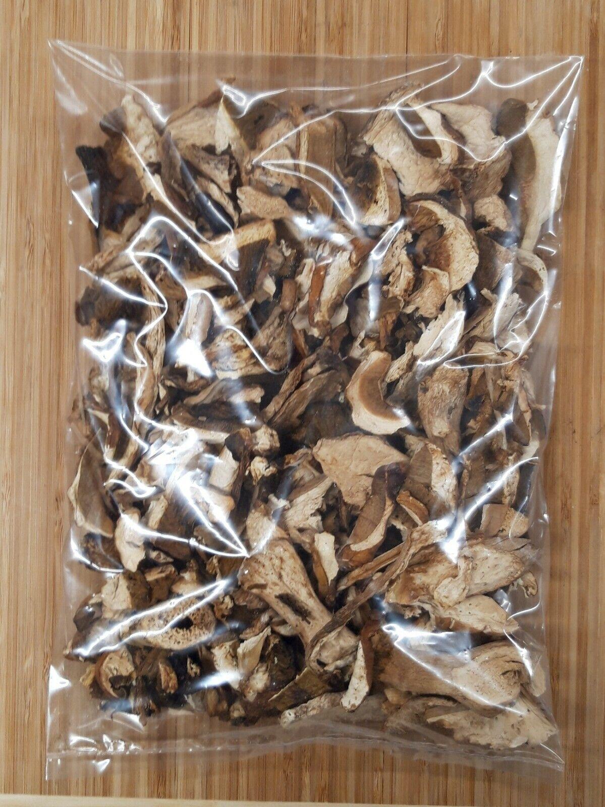100 g Steinpilze getrocknet- luftgetrocknet - handverlesen Pilze