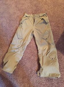 Foursquare Snowboard Pants Adult Small