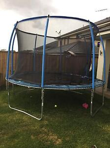 Trampoline used 14 months old $50 Moorebank Liverpool Area Preview