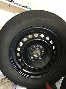 Michelin X-Ice winter tires -- ITS TIME! Kitchener / Waterloo Kitchener Area image 1