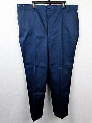 US Navy Men's Utility Work Trousers Dark Blue Size 32R X 28