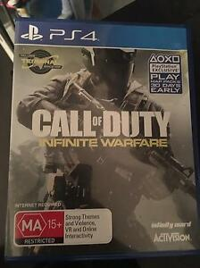 Call of Duty Inifinite Warfare Newton Campbelltown Area Preview