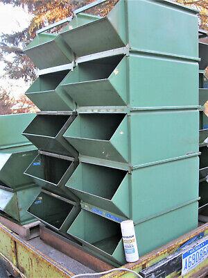 Steel Stackbin 6 Storage Shelving Workshop Shelving Stacking Bins