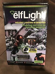 The ELF LIGHT LASER LIGHTING **NEW** Edmonton Edmonton Area image 1