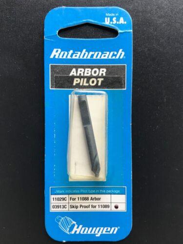 Hougen 03913C Skip Proof Arbor Pilot (Designed for Hougen 11089 Arbor)