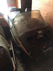 1986 formula plus skidoo vintage