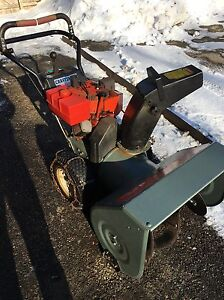 Craftsman snowblower  Kitchener / Waterloo Kitchener Area image 5