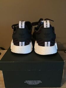 Adidas nmd r1 x bedwin and the heartbreakers collab size 10.5 Edmonton Edmonton Area image 4