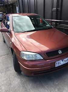 Holden Astra 2001 CD Carlton Melbourne City Preview