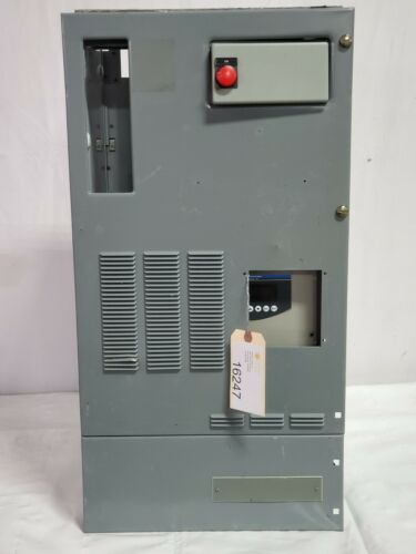 Square D Model 6 Motor Control Soft Start Bucket, 75HP, 3 Ph, Altistart 48