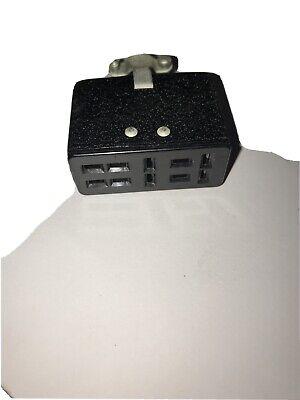 2pcs Beau Cinch S310cct Jones 10 Pin Socket 38331-8010 Connector Cable Clamp Top
