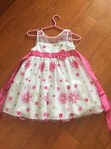 Cute Easter dress size 4 $15