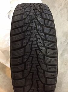 WINTER TIRE ON RIMS FOR SALE - 185/65R14 Cambridge Kitchener Area image 6