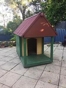 Dog Kennel House Large with Detachable Roof Wandin North Yarra Ranges Preview
