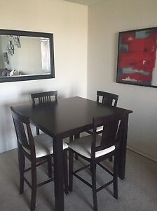 Pub Style Dining Table - Only 3 years old!  Kingston Kingston Area image 1